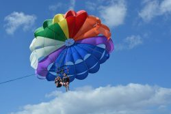 Parasailing in Siesta Key is an exciting and adrenaline-pumping activity unmatched by anything else.