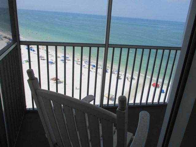Beachfront vacation condo in Siesta Key