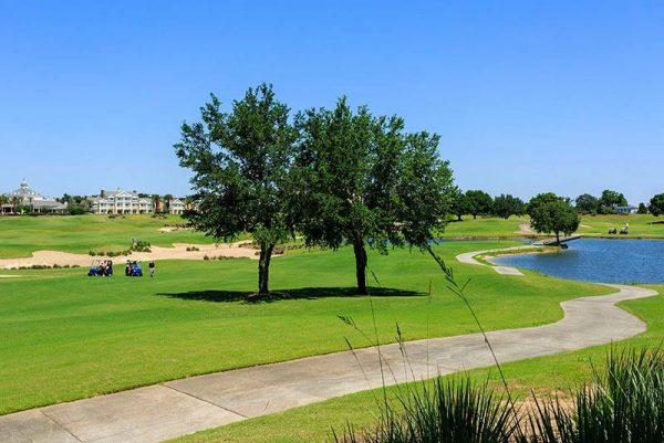 Arnold Palmer Legacy Golf Course || Crystal Sands on Siesta Key