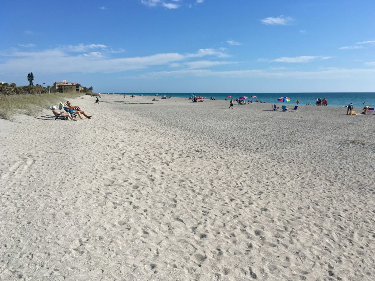 siesta key beach front