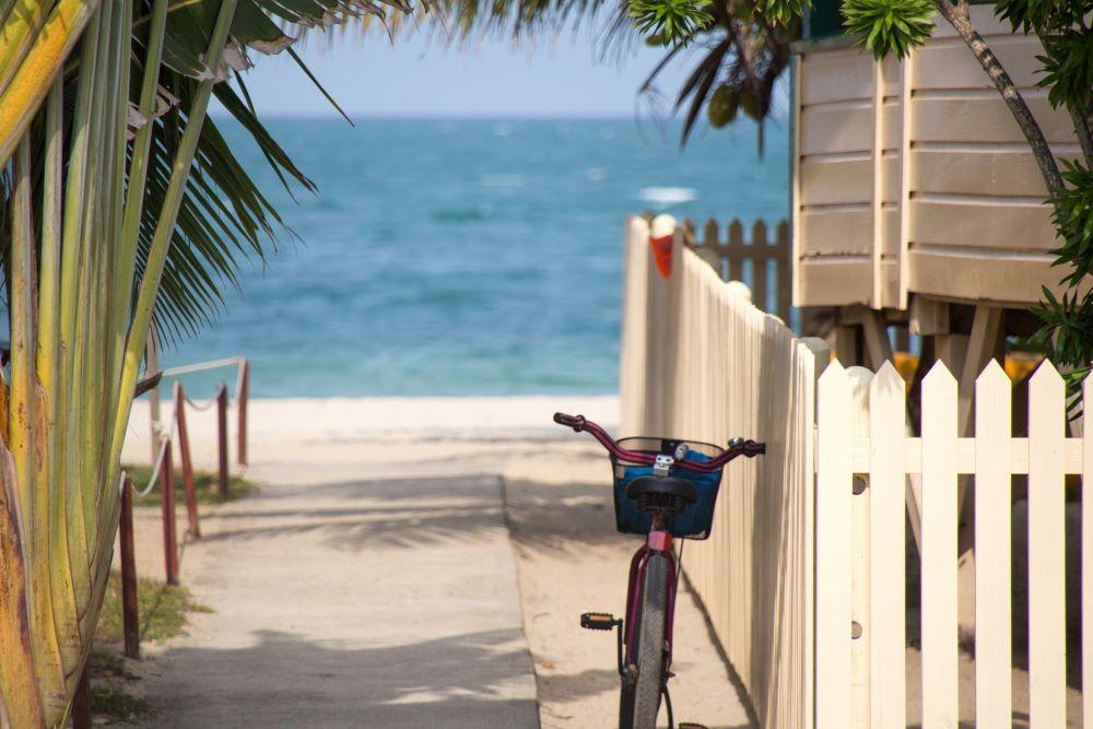 bike on siesta key